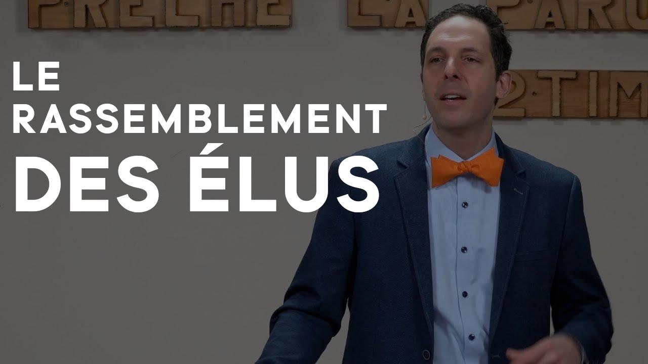 LE RASSEMBLEMENT DES ÉLUS