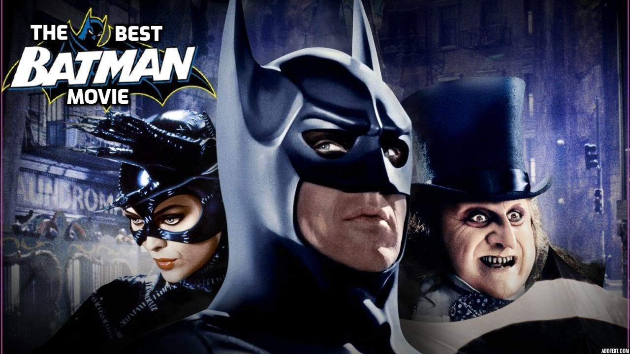 THE GREATEST BATMAN MOVIE OF ALL TIME