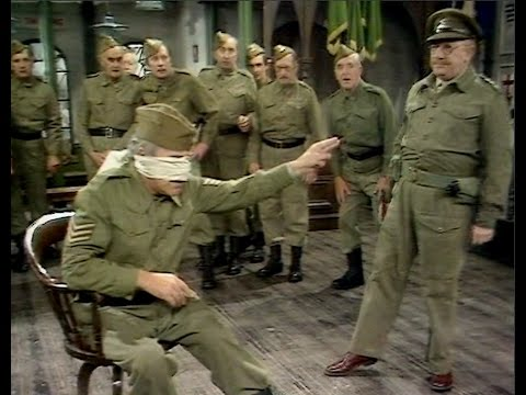 Dad's Army - Branded - ... BANG!...