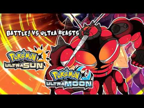 Pokémon Ultra Sun & Ultra Moon - Ultra Beast Battle Theme (Unofficial)