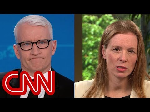 CNN: Anderson Cooper grills Facebook VP for keeping Pelosi video up