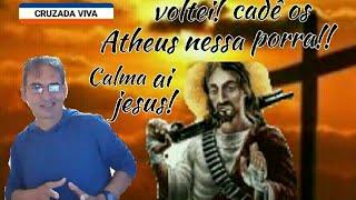 O CRIMINOSO JESUS CRISTO.