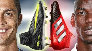 Ronaldo vs Pogba Boot Battle: Nike Superfly 5 CR7 vs adidas ACE17+ Purecontrol - Review