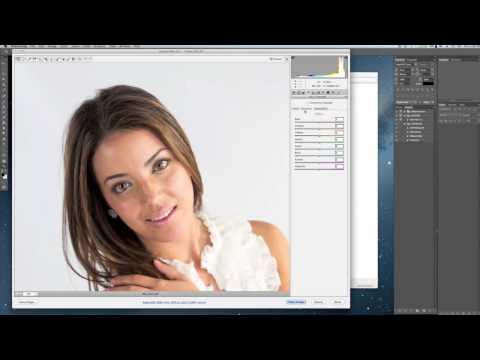 Usando o Adobe Camera Raw - Portugues