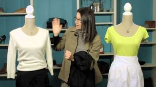 Should a Plus-Sized Woman Wear a Pencil Skirt or an A-Line Skirt? : Make It Work!