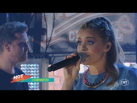 Lauren Alaina - Doin' Fine (from CMT Hot 20 Countdown)