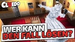 Wer kann den Fall lösen?  - ♠ Clue/Cluedo: The Classic Mystery Game #001 ♠ - German - Dhalucard