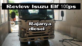 Review Isuzu Elf 100ps Manual 5speed 2018 Indonesi