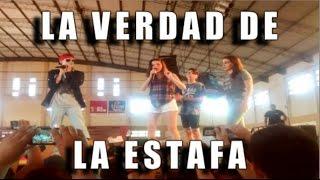 LA VERDAD DE LA ESTAFA (YOUFEST) - Mica Suarez