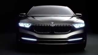 BMW Concept Modellen | BMW Pininfarina Gran Lusso Coupé (BMW.nl)