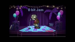 plants vs zombies 2 neon mixtape tour 8 bit jam official