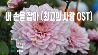 [은성 반주기] 내손을잡아(최고의사랑OST) - 아이유(IU)