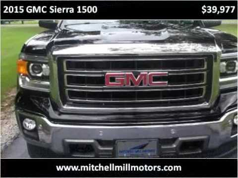 2015 Gmc Sierra 1500 Used Cars Raleigh Nc Youtube