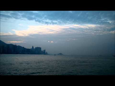 Timelapse- West Kowloon Cultural District, HK