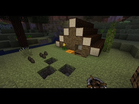 A Geologists Journey Trough TechNodeFirmaCraft Ep: 3 Building a shelter