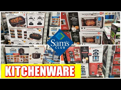 sam's-club-kitchenware-pots-&-pans-kitchen-essentials-shop-with-me-virtual-shopping-2020