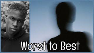 Worst to Best: 'Case Study 01' by Daniel Caesar