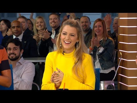 Download Youtube: Blake Lively opens up about 'All I See is You'