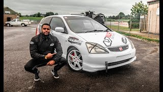 Fully Stripped 250bhp Civic Type R *TRACK FEATURE*