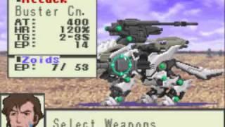 ZOIDS Legacy Saga II Final Battle Part 1