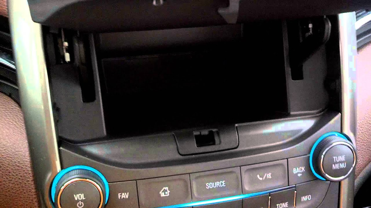 2013 Chevrolet Malibu Hidden Storage Compartment Youtube