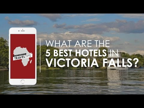 What are the 5 best hotels in Victoria Falls? - Rhino Africa's Travel Tips