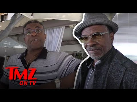 HBO's Causing Lots Of Controversy And Keith David May Have The Solution | TMZ TV