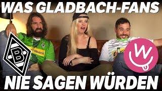 Was Fans nie sagen - Gladbach
