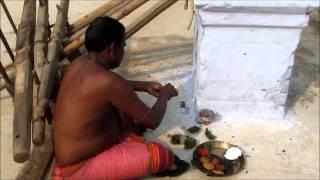 GARAYA Puja during Dipawali at PURULIA .