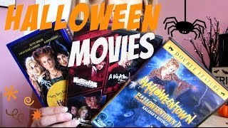 Must See Halloween Movies + TV Shows | Brittany Renee