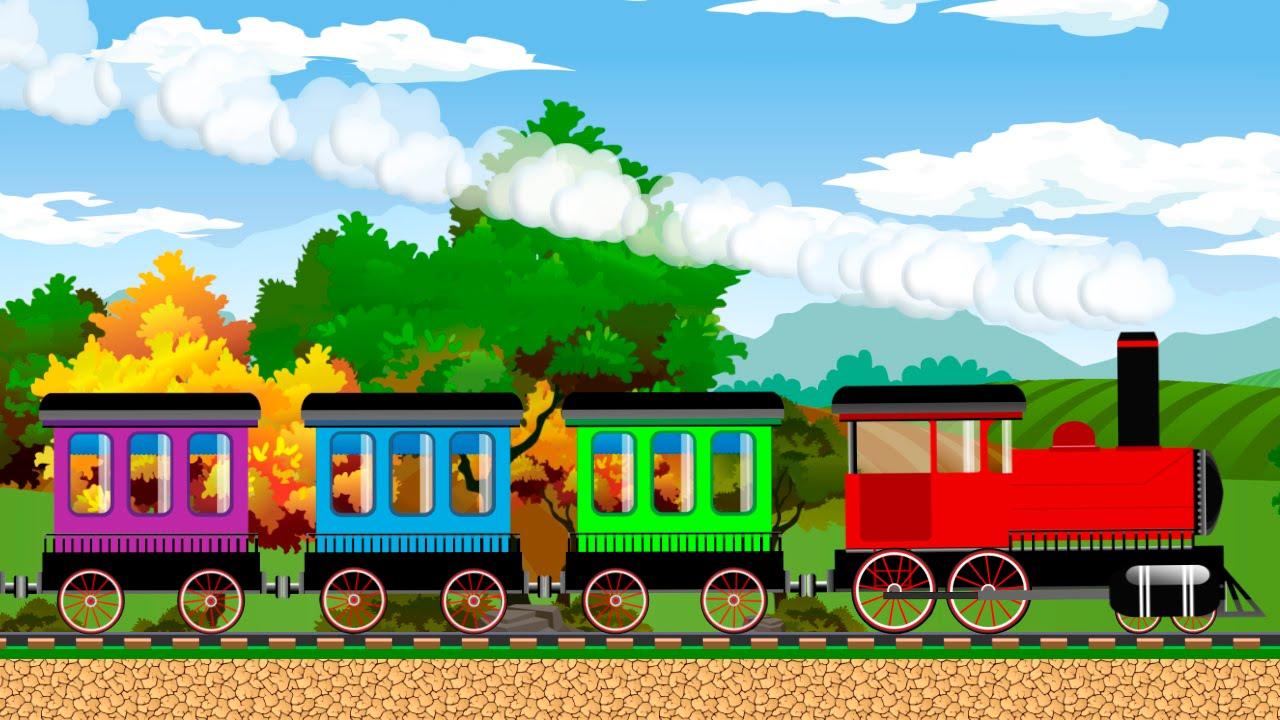 TRAINS For Children