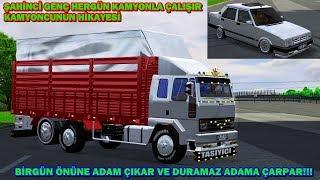 LFS KAMYONCU GENCİN HİKAYESİ!!! GENCİN HEM ŞAHİNİ VAR HEMDE KAMYONU