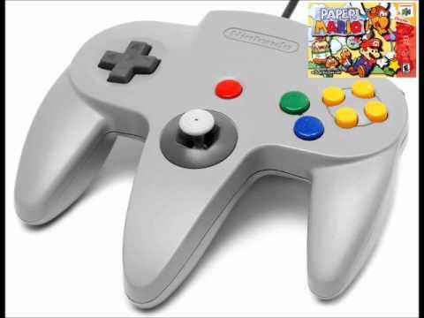Prolog   Weinende Gumbabrüder Paper Mario 64 HD Musik