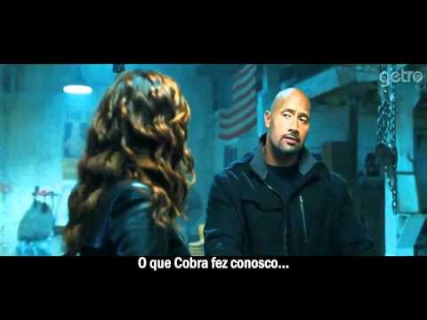 Trailer do filme G.I. Joe: Retaliação