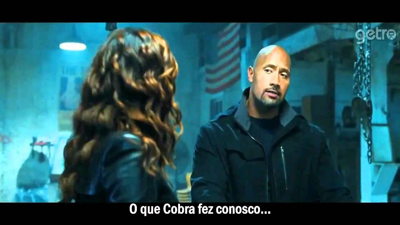 G.I. JOE: RETALIAÇÃO - Trailer 2 HD Legendado