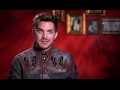 Capture de la vidéo 2017-02-17 Adam Lambert - Piers Morgan's Life Stories W/ Boy George