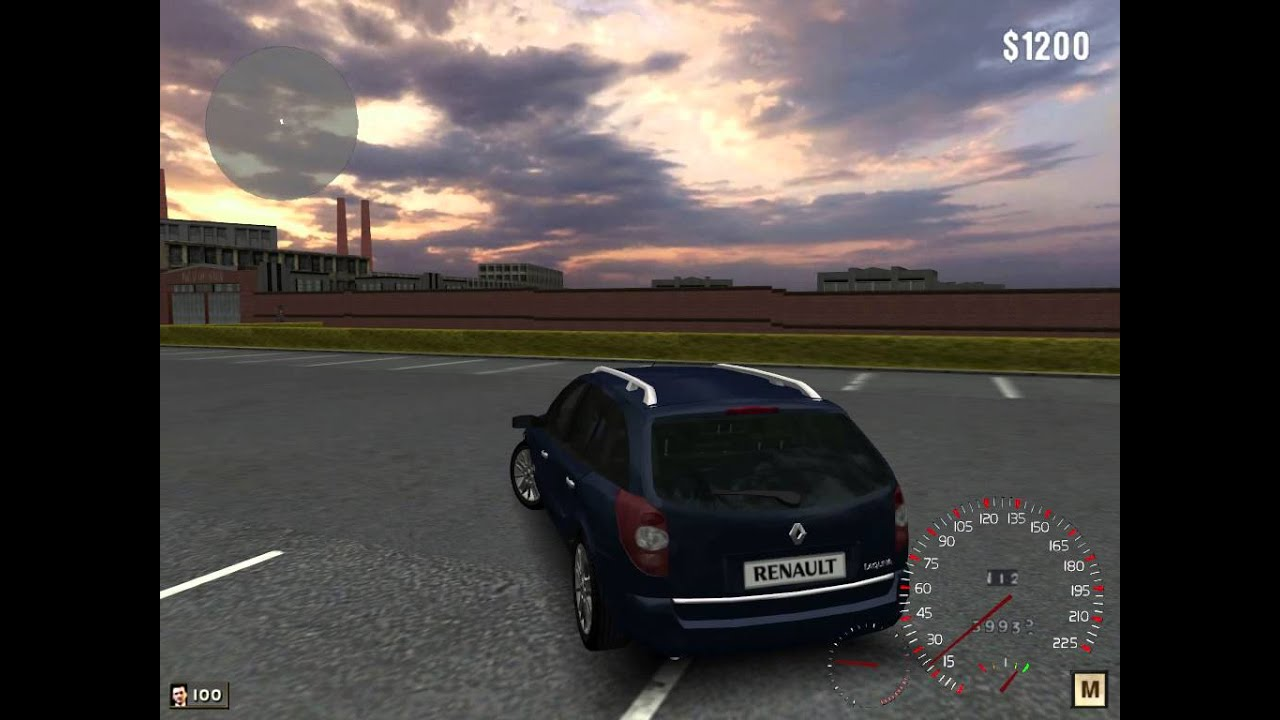 renault laguna ii gt ph2 estate in mafia game preview youtube. Black Bedroom Furniture Sets. Home Design Ideas