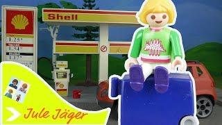 Playmobil Film deutsch - Die  Fahrt in den Urlaub - Kinderfilm mit Jule Jäger