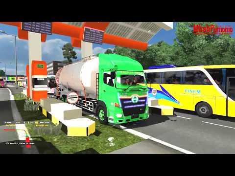 ets2 truk indo || Truk Hino Jawa Sumatra