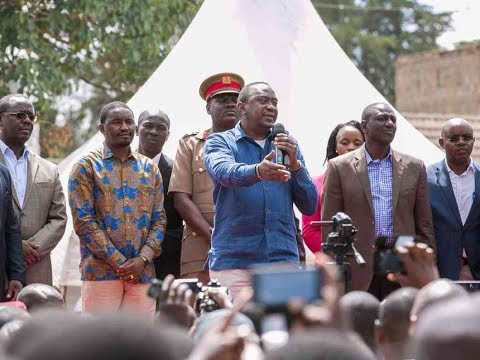 Tangatanga leaders handed code of conduct as Uhuru set to lead Mt. Kenya BBI rallies | PRESS REVIEW