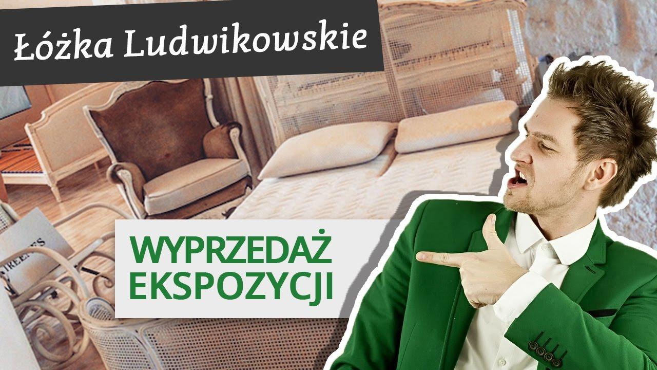 łóżka Ludwikowskie Racibórz Wyprzedaż Ekspozycji Styl Prowansalski I Shabby Chic