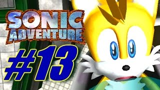 Sonic Adventure Let's Play [13/20] (60FPS)