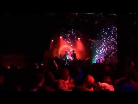 Knife Party - Begin Again + Jauz - Feel The Volume (San Francisco, 01-28-2015)