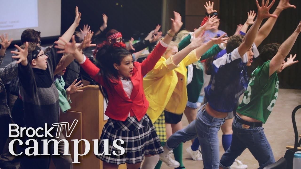 Brock Musical Theatre Presents Heathers: The Musical