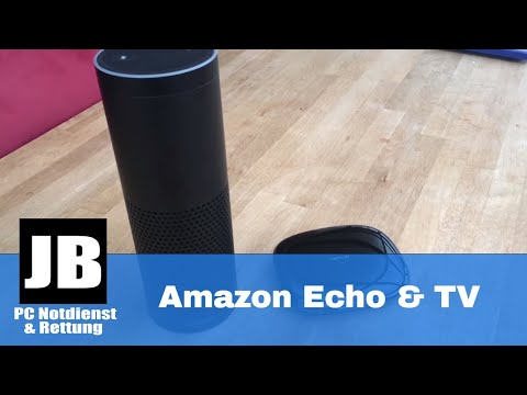 kann ich mit alexa amazon echo einen samsung tv. Black Bedroom Furniture Sets. Home Design Ideas