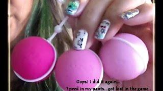 Repeat youtube video Intimina Kegel Ball Routine -