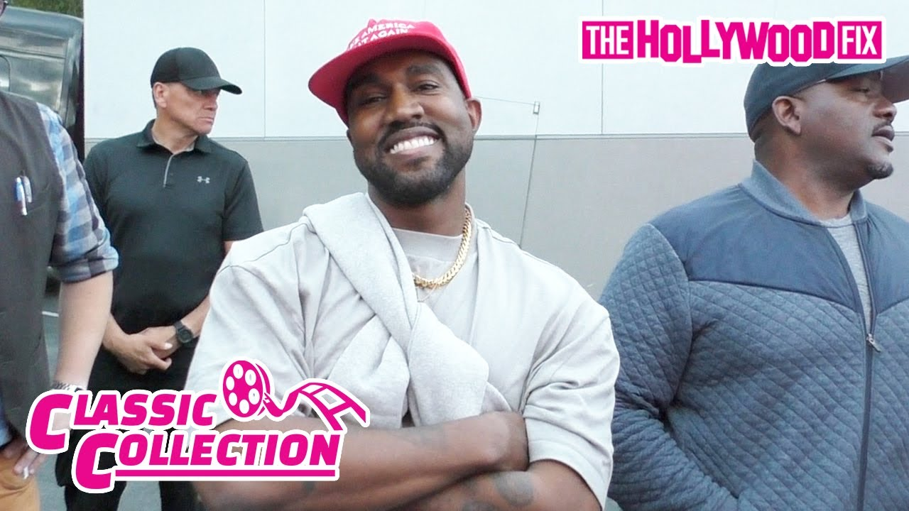 Kanye West Speaks Candidly About His Plans For The Future Before Announcing His Run For Presidency