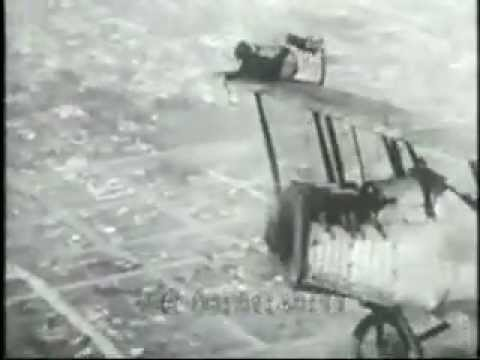 Barnstorming: Crazy 1920s Airplane Stunts