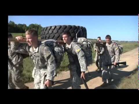 Soldiers Strive For Special Forces Selection