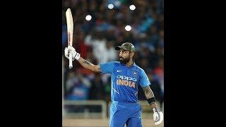 Virat Kohli's 41st Odi Century (125) Runs In (95) Balls against Australia 2019